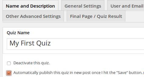 auto-publish