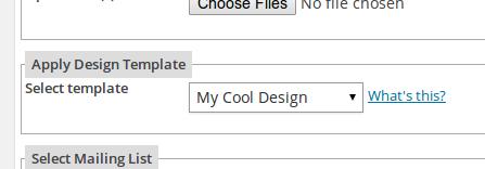 select-design